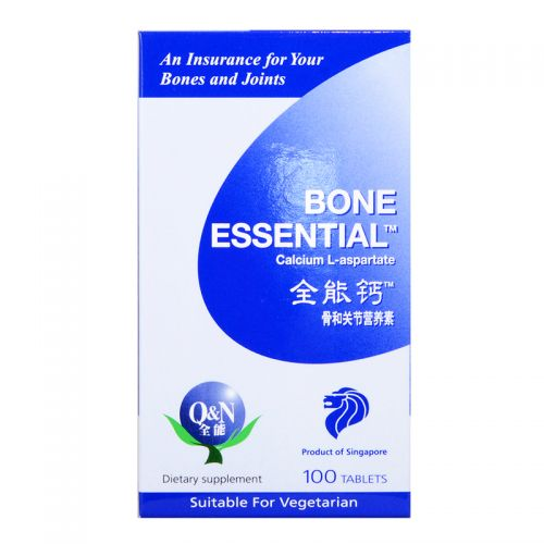 Q & N Bone Essential Calcium L-aspartate - 100 Tablets