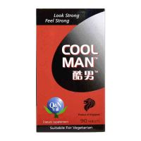 Q & N Cool Man - 90 Tablets