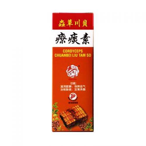 QianJin Cordyceps Chuanbei Liu Tam So - 120ml