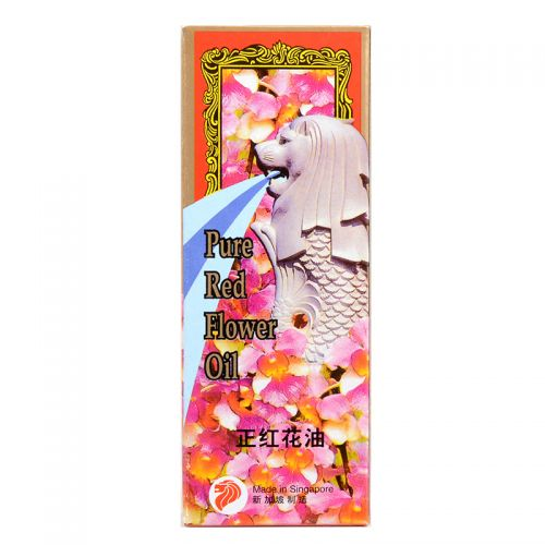 Qian Jin Pure Red Flower Oil - 60 ml
