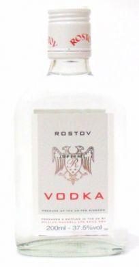 Rostov Imperial Vodka - 200 ml (43% vol)