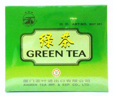 Sea Dyke Brand Green tea - 100 Tea Bags x 2 gm