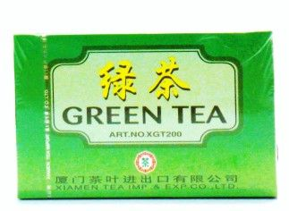Sea Dyke Brand Green Tea - 20 Tea Bags x 2 gm