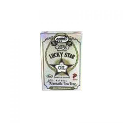 Shark Lucky Star Aromatic Tea Tree Medicated Oil - 8ml