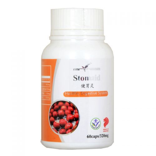 Stomaid Healthy Digestive System - 60 Caps x 320mg