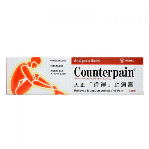 Taisho Counterpain Analgesic Balm - 120 gm