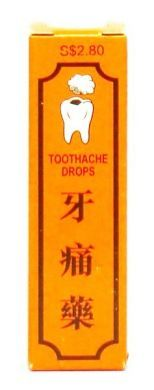 RTmed Toothache Drops - 3 ml