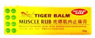 Tiger Balm Muscle Rub - 30 gm