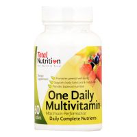 Total Nutrition One Daily Multivitamin - 60 Tablets