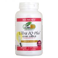 Ultra Life Science Ultra IQ Plus - 60 Veggie Capsules