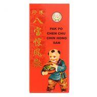 Uniflex Brand Pak Po Chen Chu Chin Hong San - 2.5 gm