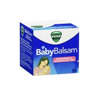 Vicks Baby Balsam Moisturising & Soothing Baby Care- 50g