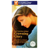 VitaHealth Crowning Glory - 90 Softgels