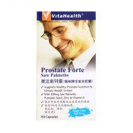VitaHealth Prostate Forte Saw Palmetto - 60 Capsules
