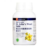 VitaHealth St. John's Wort 3600 - 30 Tablets