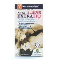 VitaHealth Vita ExtraTiq - 60 Vegetarian Capsules