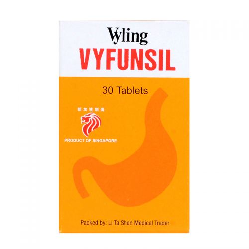 Vyling Vyfunsil - 30 Tablets