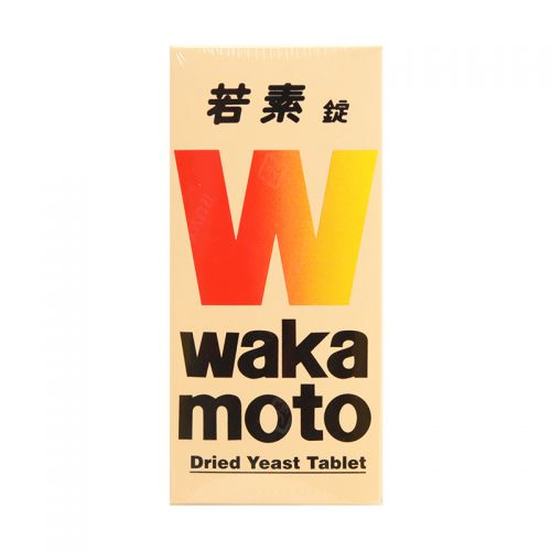 Wakamoto Dried Yeast Tablets - 300 Tablets