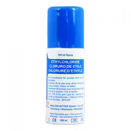 Walter Ritter Ethylchloride Spray - 100 ml
