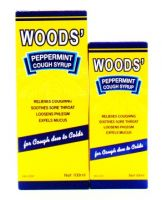 Woods Peppermint Cough Syrup - 50 ml