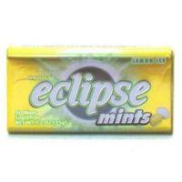 Wrigley's Eclipse Mints Lemon Ice Flavor - 50 Mints