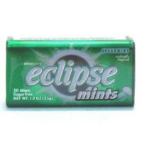 Wrigley's Eclipse Mints Spearmint Flavor - 50 Mints