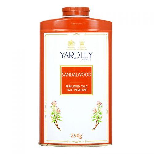 Yardley London Sandalwood Perfumed Talc - 250g