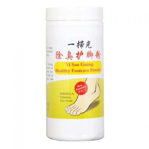 Yi Sao Guang Healthy Footcare Powder - 100 gm