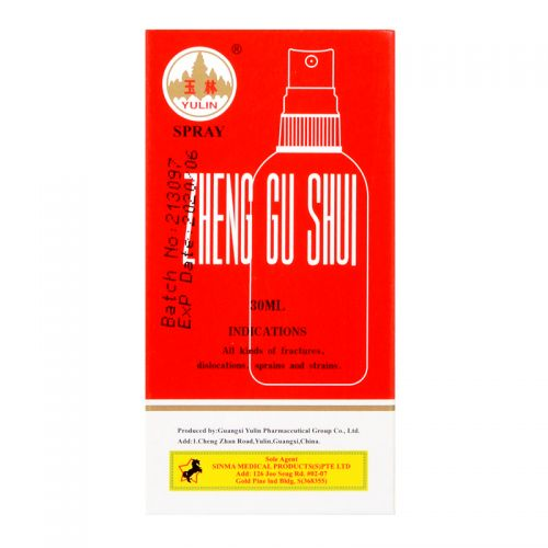 Yulin Zheng Gu Shui (Spray) - 30 ml