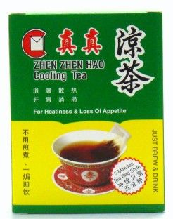 Zhen Zhen Hao Cooling Tea - 5 Bags x 5 gm