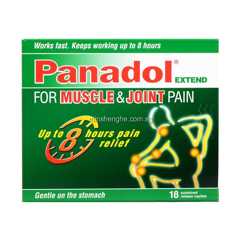 Panadol Cold And Flu Dosage