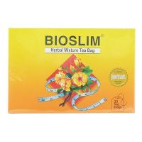 Bioslim Herbal Mixture Tea Bag - 30 Tea Bags