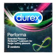 Durex Performa Condom - 3 Condoms