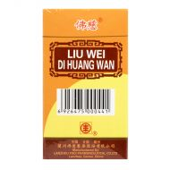 Foci Liu Wei Di Huang Wan - 200 Pills X 0.17 gm