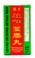 Fong Huang Brand Qianli Duzong Guyao Wan - 240 Pills
