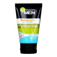 Garnier Men Turbo Light Oil Control Cooling Foam - 50ml