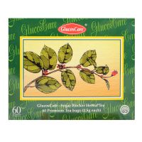 GlucosCare Sugar Blocker Herbal Tea - 60 Premium Tea Bags x 2.5g