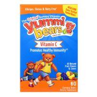 Hero Yummi Bears Vitamin C - 60 Gummy Bears