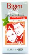 Hoyu Bigen Speedy Hair Color Conditioner With Natural Herbs - No.865 Reddish Brown