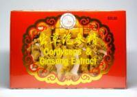 Ji Yang Brand Cordyceps & Ginseng Extract - 6 Bottles
