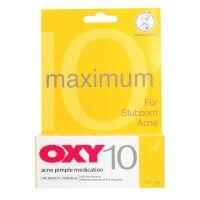 Mentholatum Maximum Oxy 10 - 10g