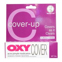 Mentholatum Oxy Cover - 25 gm