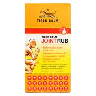 Tiger Balm Joint Rub (Easy to use pump) - Net 4Fl.Oz 113 ml