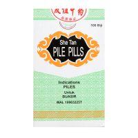 Uniflex Brand She Tan Pile Pills - 100 Pills