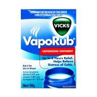 Vicks VapoRub Vaporizing Ointment (Family Pack) - 50gm